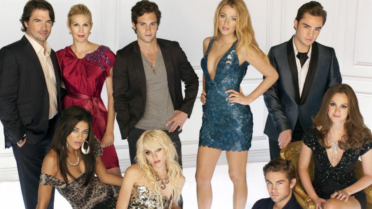 """Elenco de """"Gossip Girl"""" se reúne por casualidad en fiesta de los Oscar"""