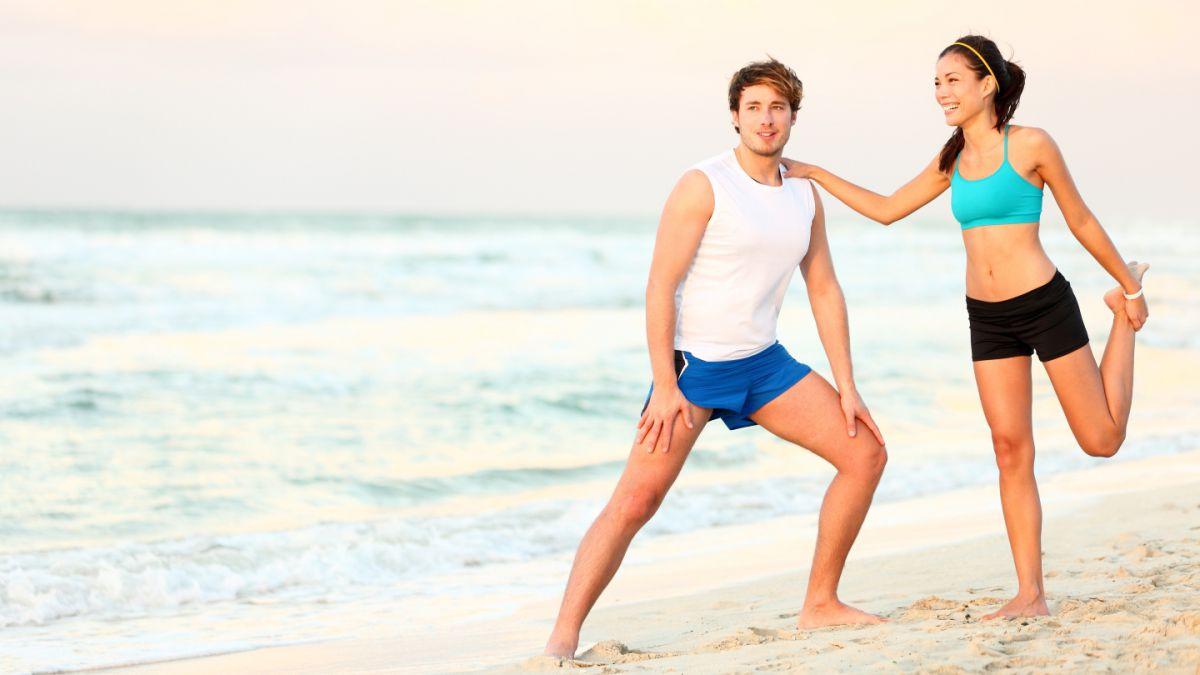 Ventajas y desventajas de hacer ejercicio en pareja