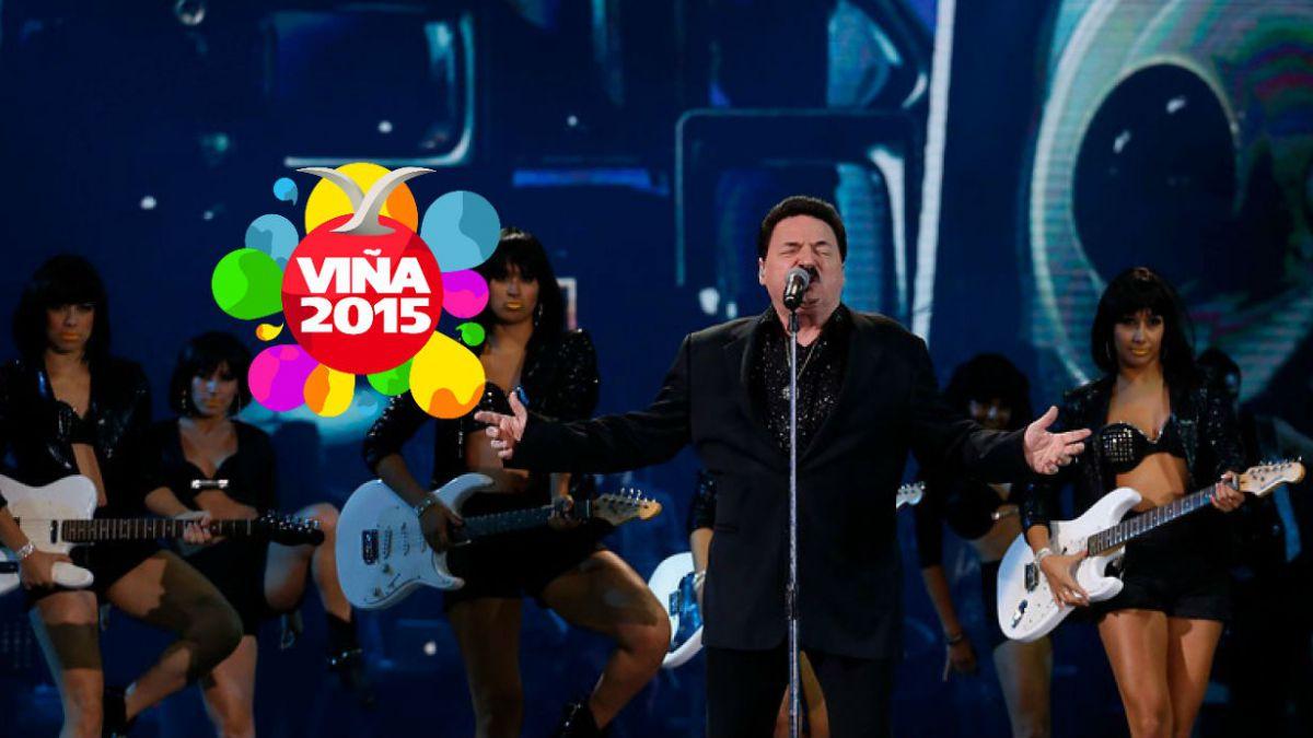 Bobby Kimball: De Toto a sacarse un 3.1 en la competencia internacional del Festival de Viña