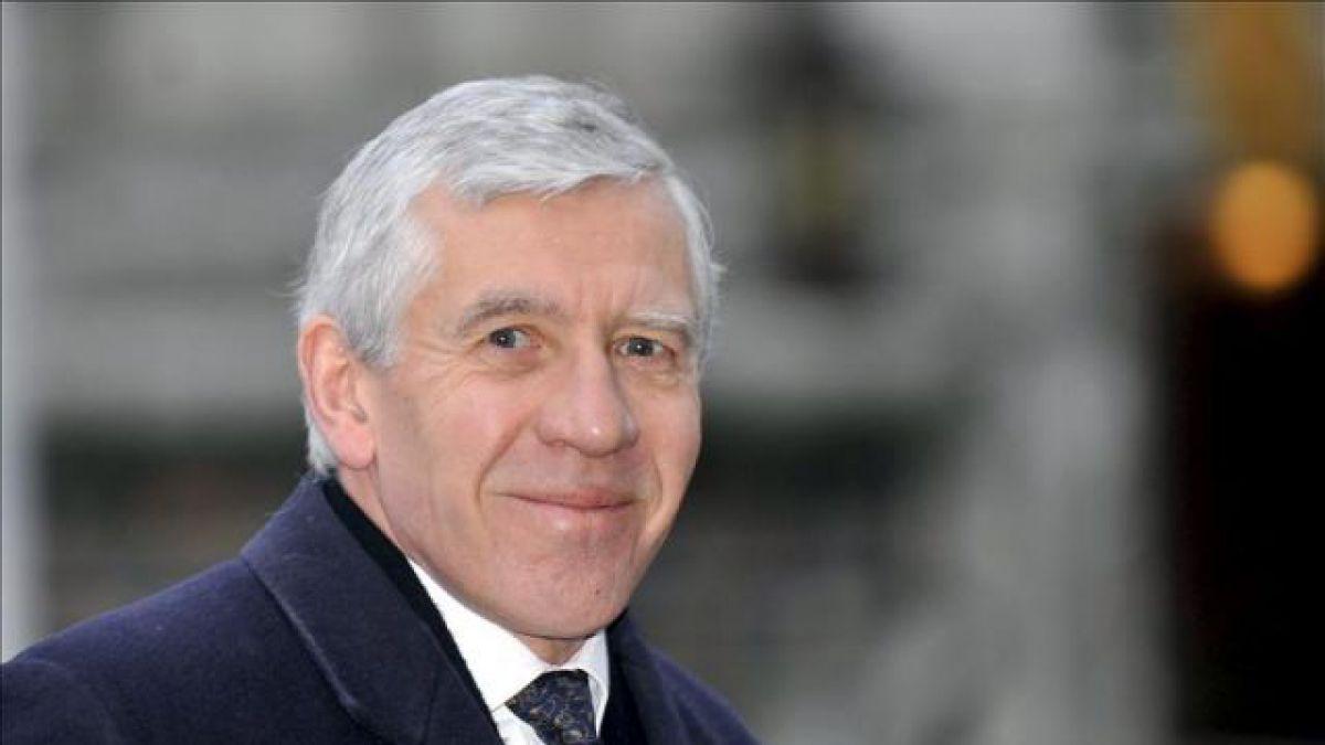 El escándalo que tumbó al ex ministro británico Jack Straw
