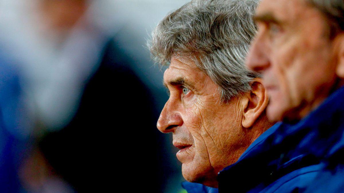 Prensa internacional culpa a Pellegrini por derrota ante Barcelona