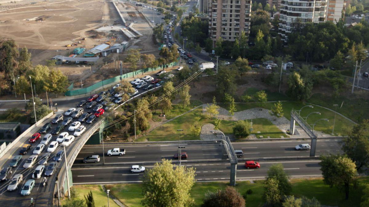 Súper Lunes: Los 3 puntos críticos que podrían complicar el tránsito