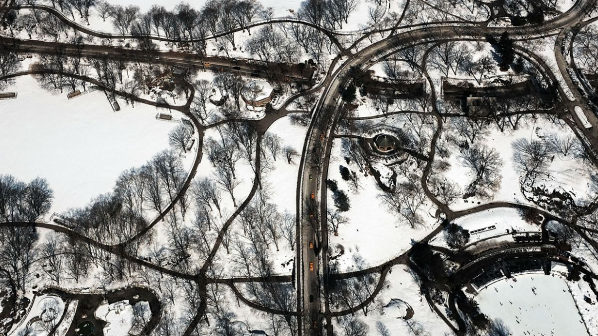 [FOTOS] Increíbles imágenes de Nueva York congelada