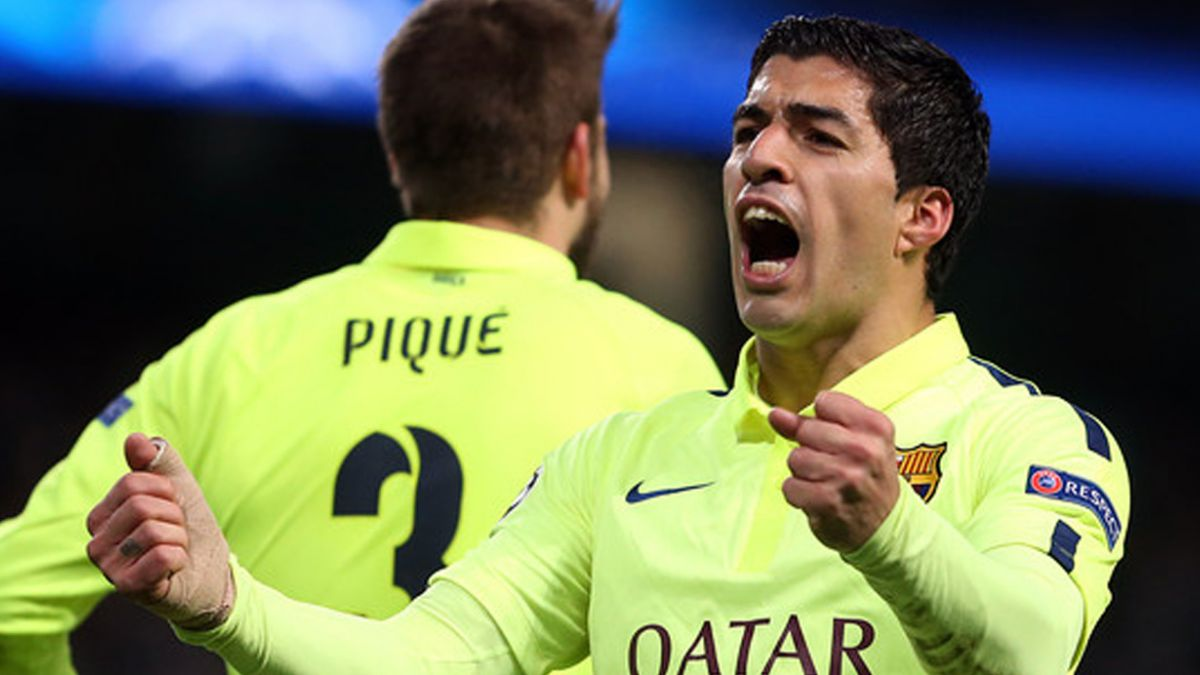[VIDEO] Esta imagen evidencia que Suárez no mordió a Demichelis