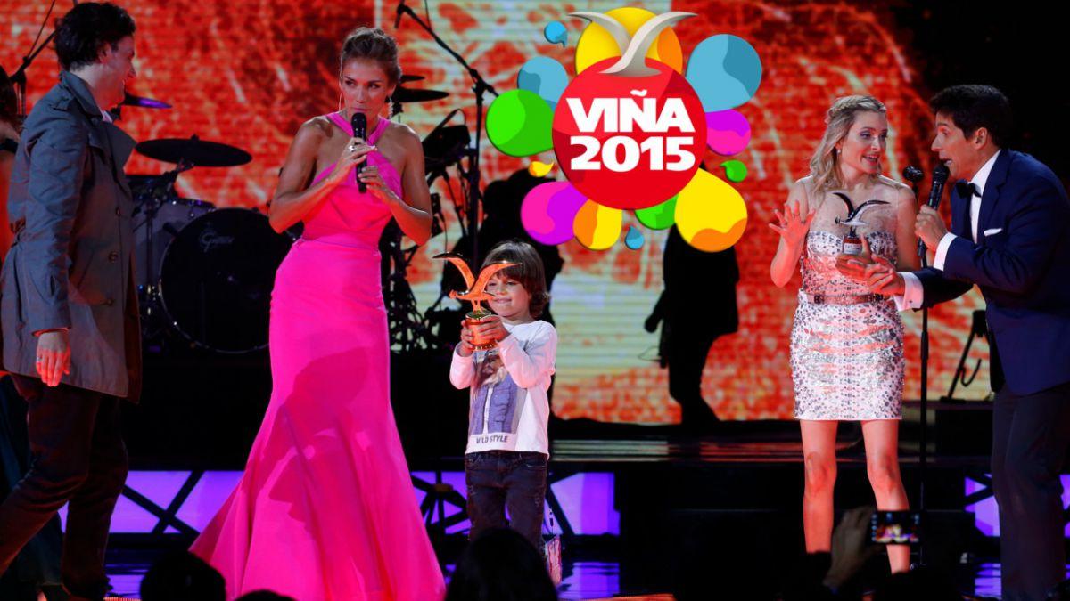 El sentido agradecimiento que dio Sergio Lagos por el triunfo de Nicole en Viña