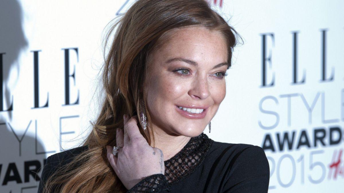 La Nueva Vida De Lindsay Lohan En Dubai Dejó Atrás