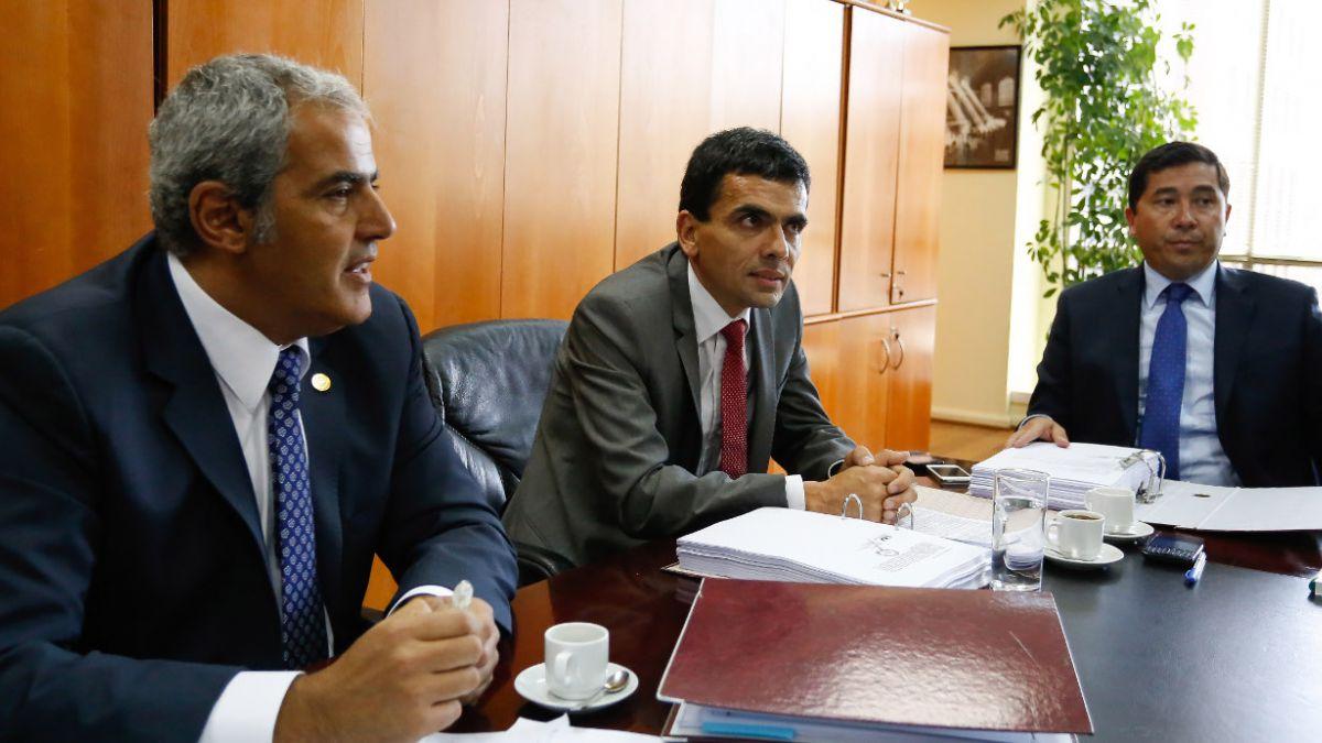 Sabas Chahúan constituye equipo de fiscales para Caso Penta