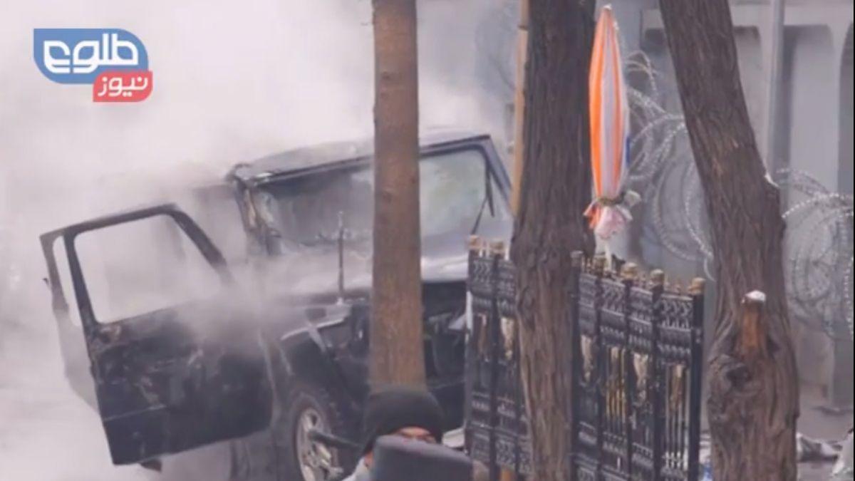 Dos muertos en atentado en Afganistán contra vehículo de embajada turca