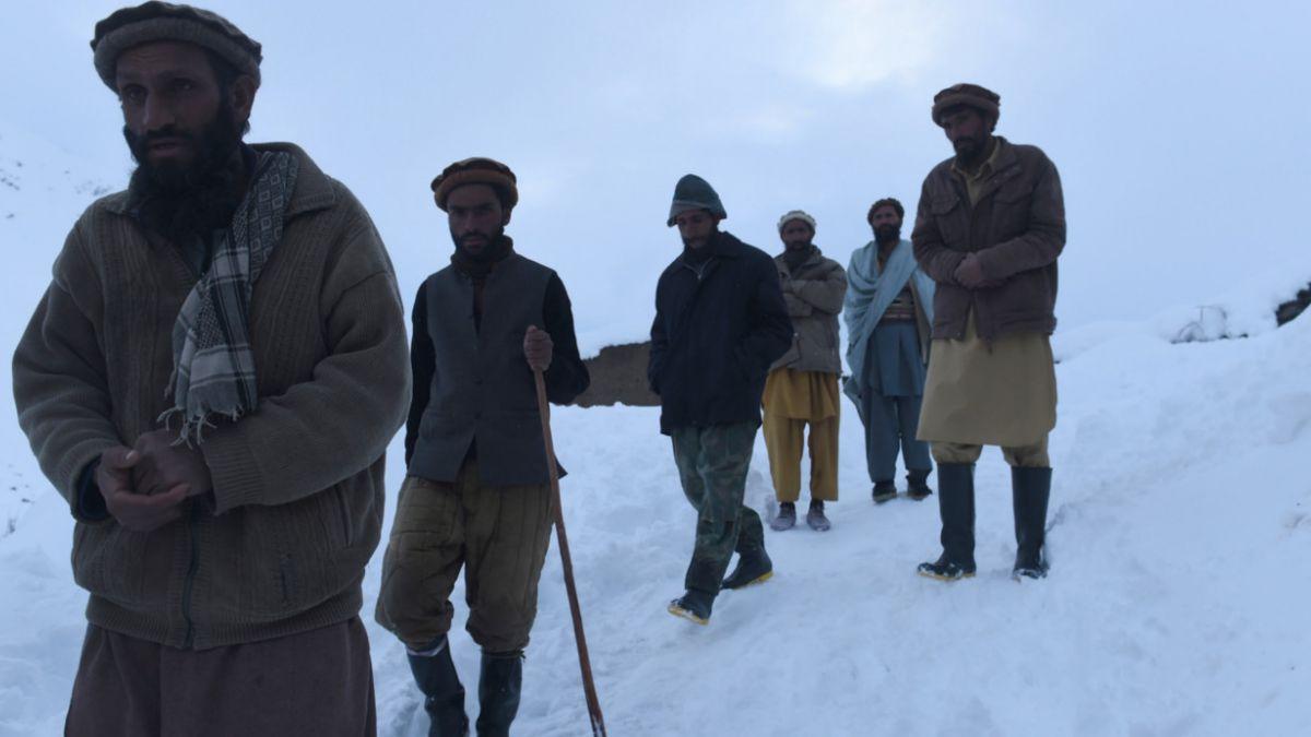 Aludes en Afganistán han dejado más de 200 muertos
