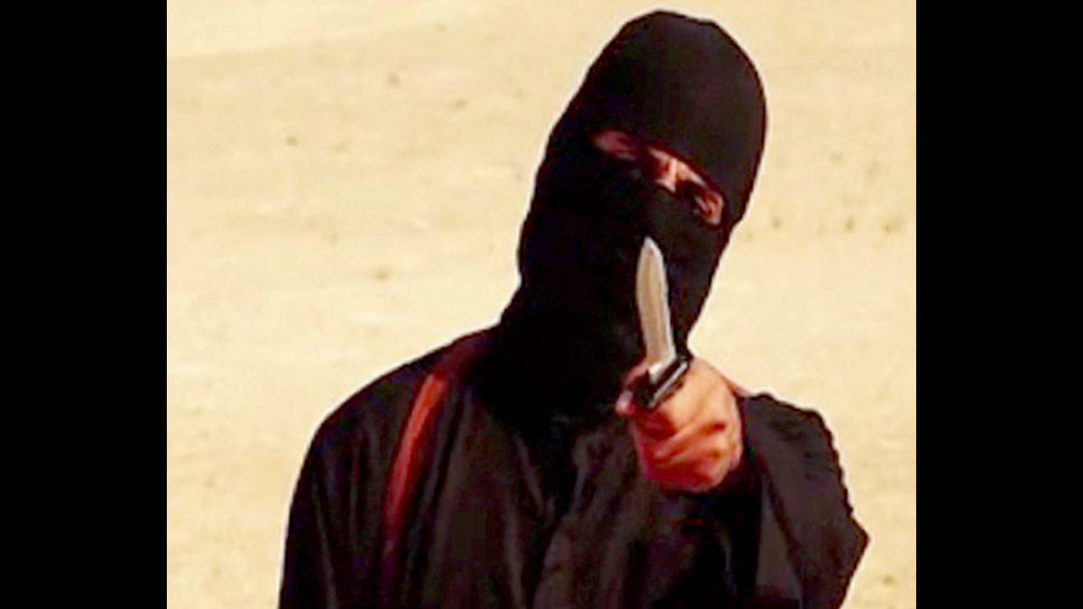 """""""John el yihadista"""" dijo que no era extremista a la inteligencia británica"""