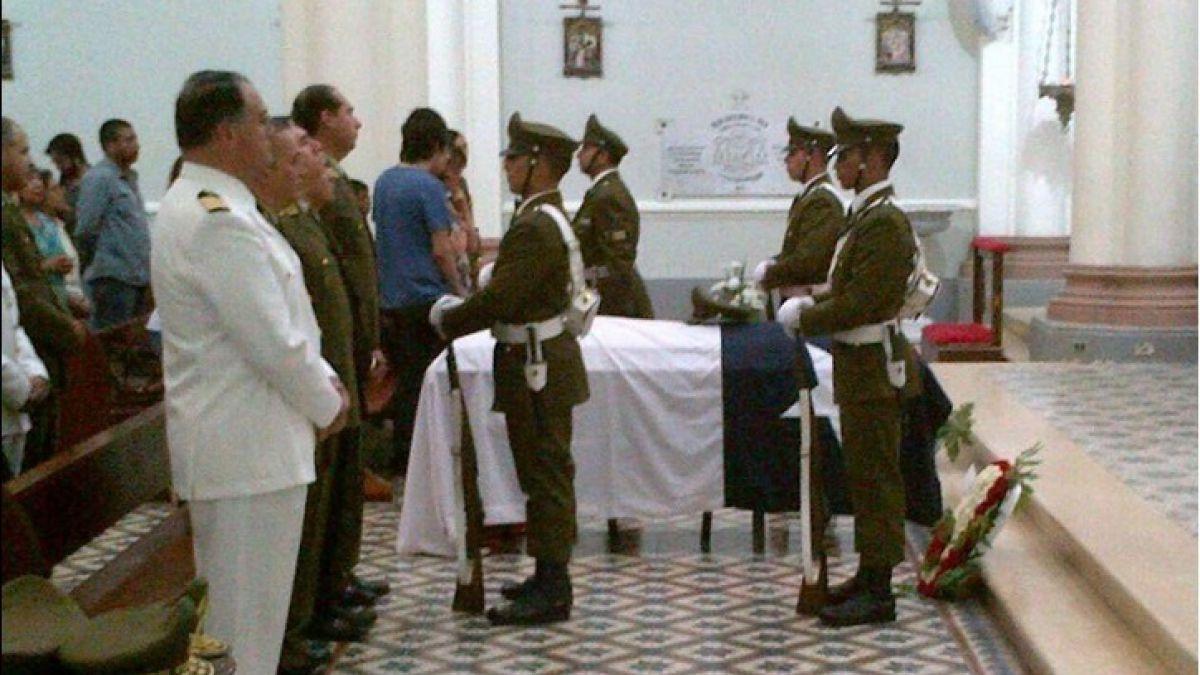Gobierno presentó querella por Carabinero asesinado en el norte