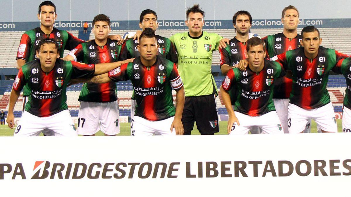 Palestino: Ganar o morir en la Copa Libertadores