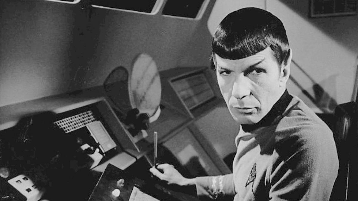LLAP: La referencia a Star Trek en el Twitter de Nimoy