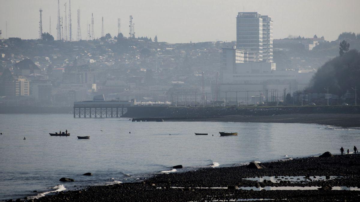 Salud decreta Alerta Sanitaria en Puerto Montt por contaminación atmosférica