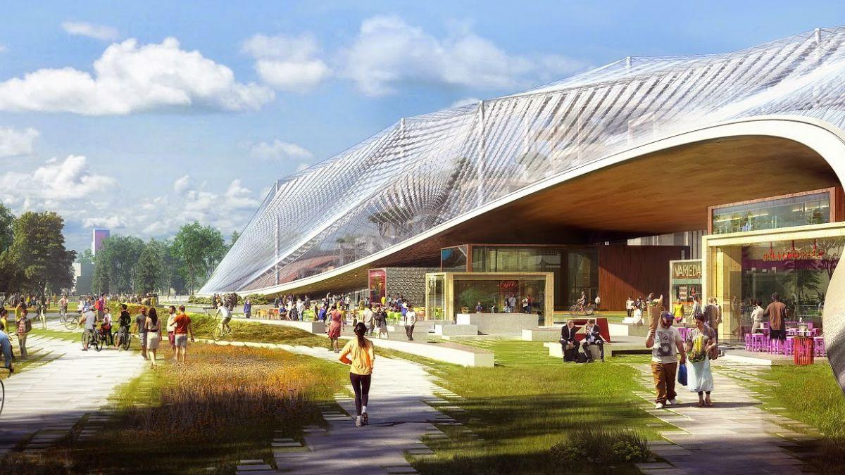 [VIDEO] Así serán las futuristas nuevas oficinas de Google