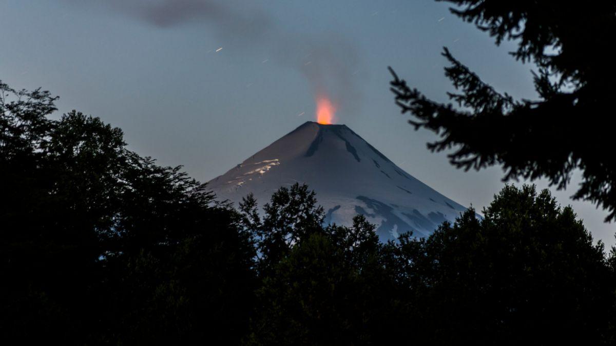 Nueve mil personas serían evacuadas de continuar alerta de volcán Villarrica
