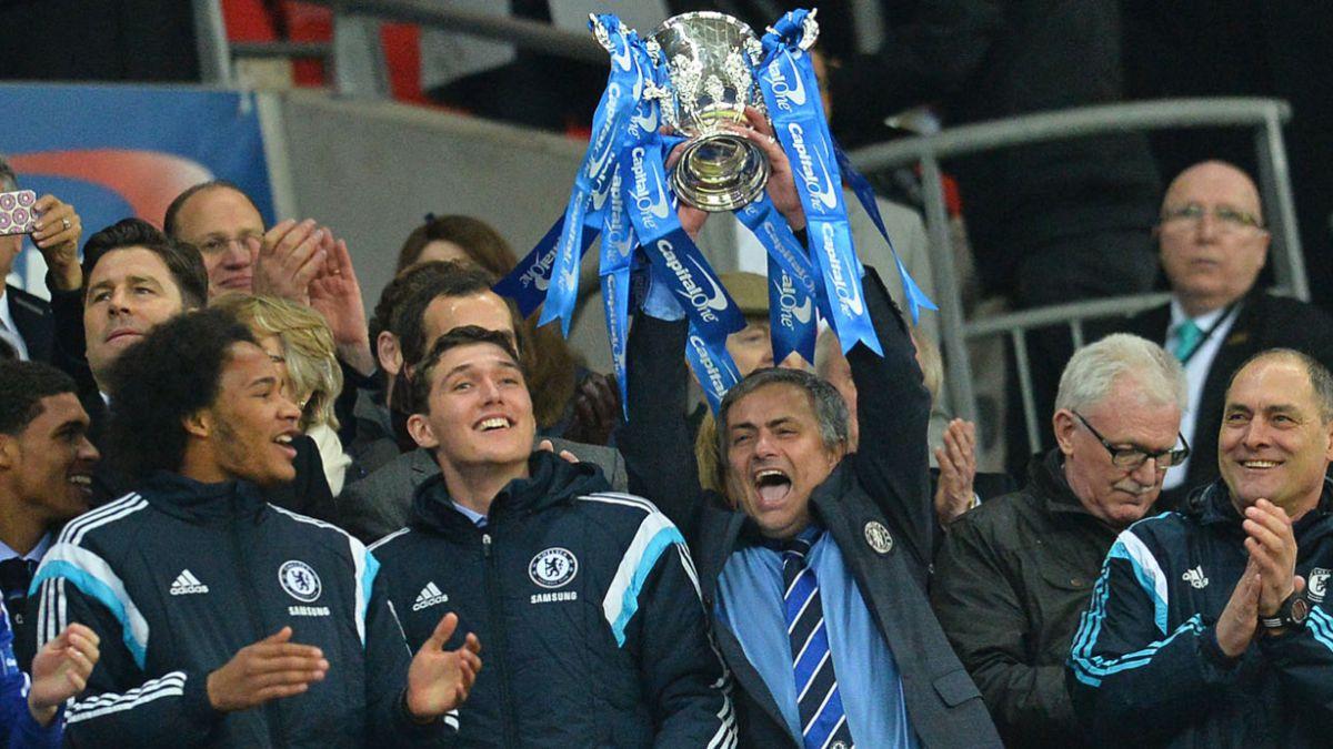 La lista de los 21 títulos ganados por Mourinho
