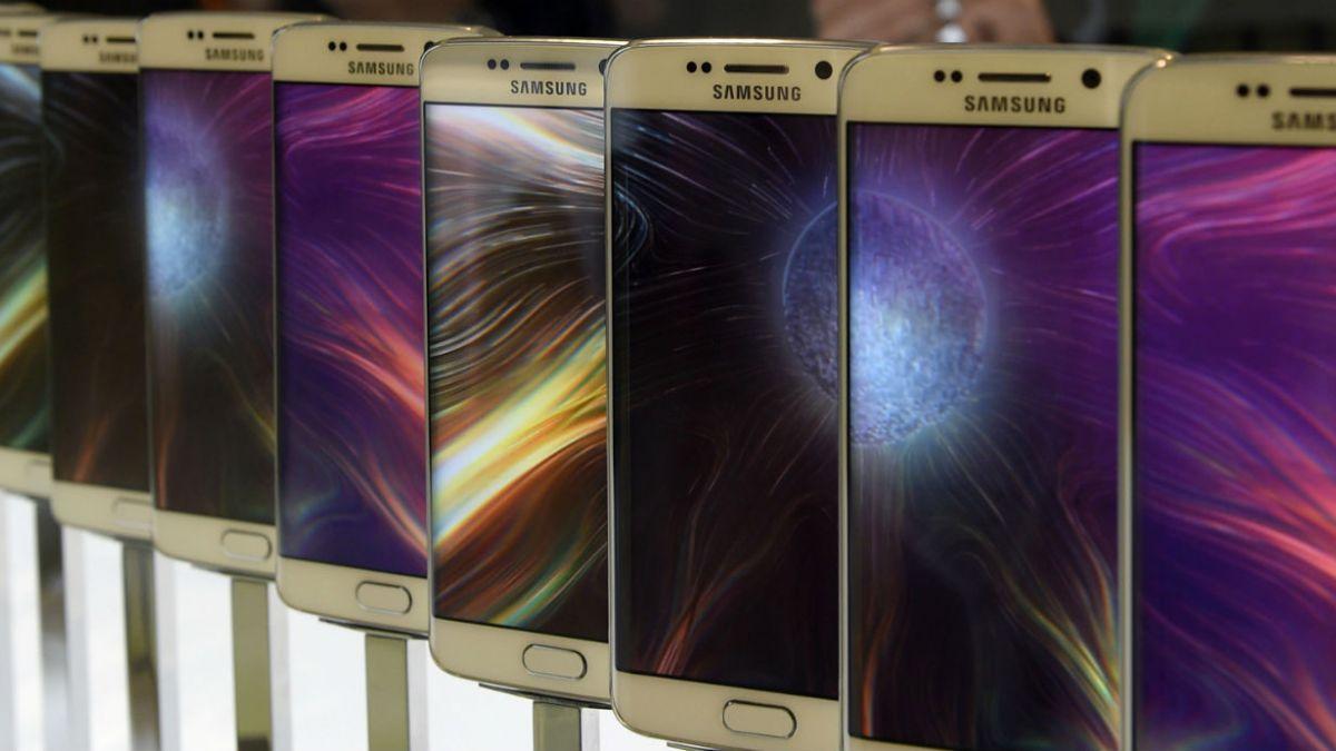 [FOTOS] Así son las dos versiones del nuevo Samsung Galaxy S6