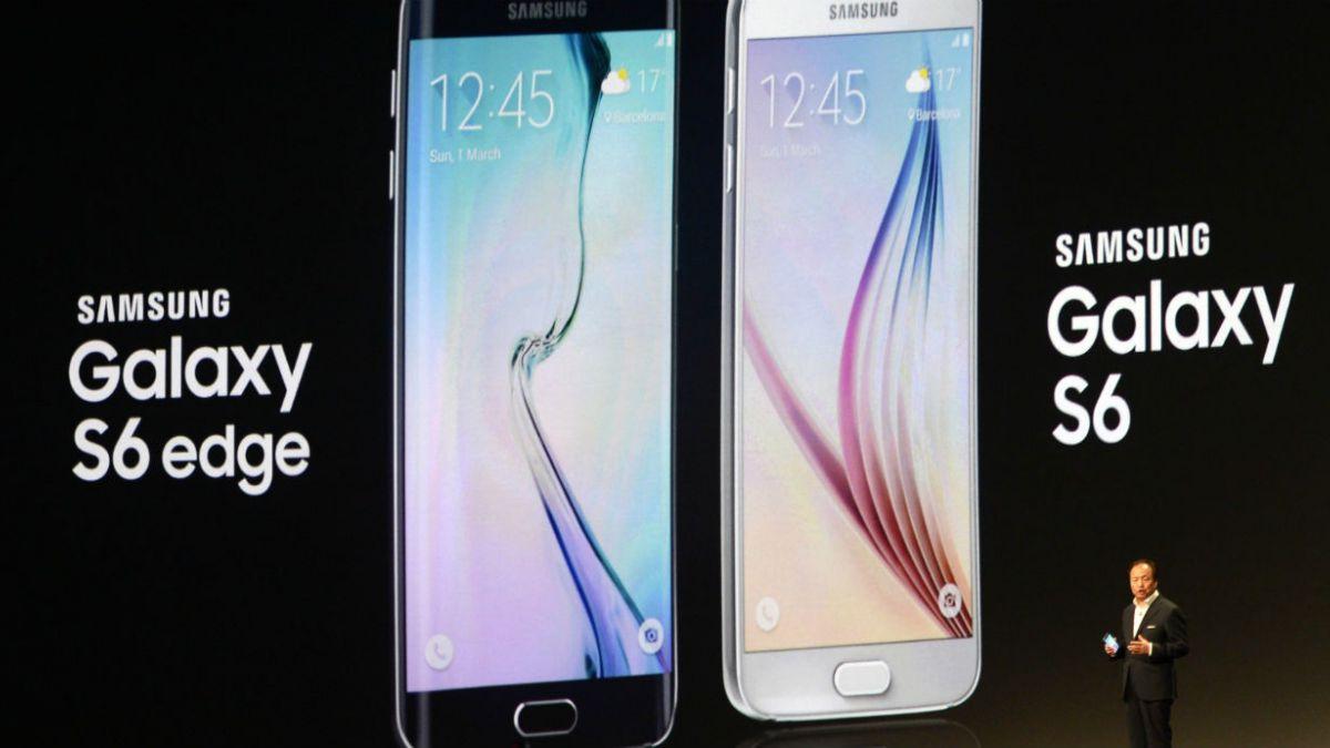 Nuevos Galaxy S6 llegarán a Chile el 10 de abril