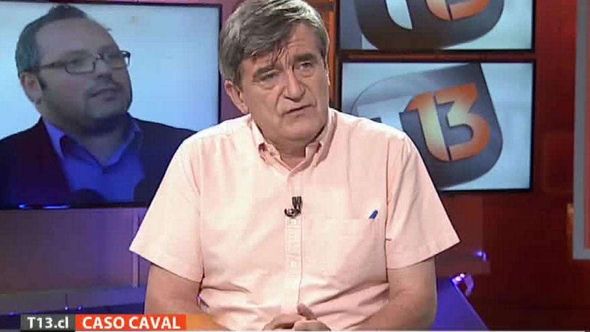 Escalona: El caso Caval daña la legitimidad del gobierno en la lucha contra la desigualdad