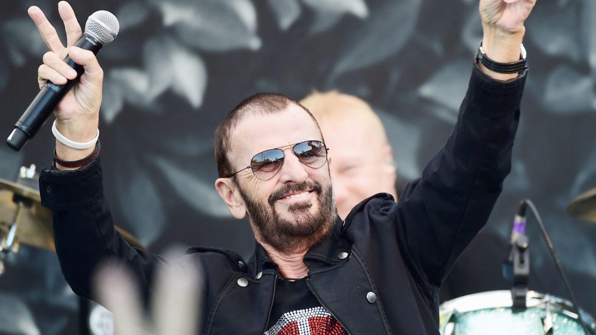 Ringo Starr en Chile: 10 de los mejores temas del ex Beatle
