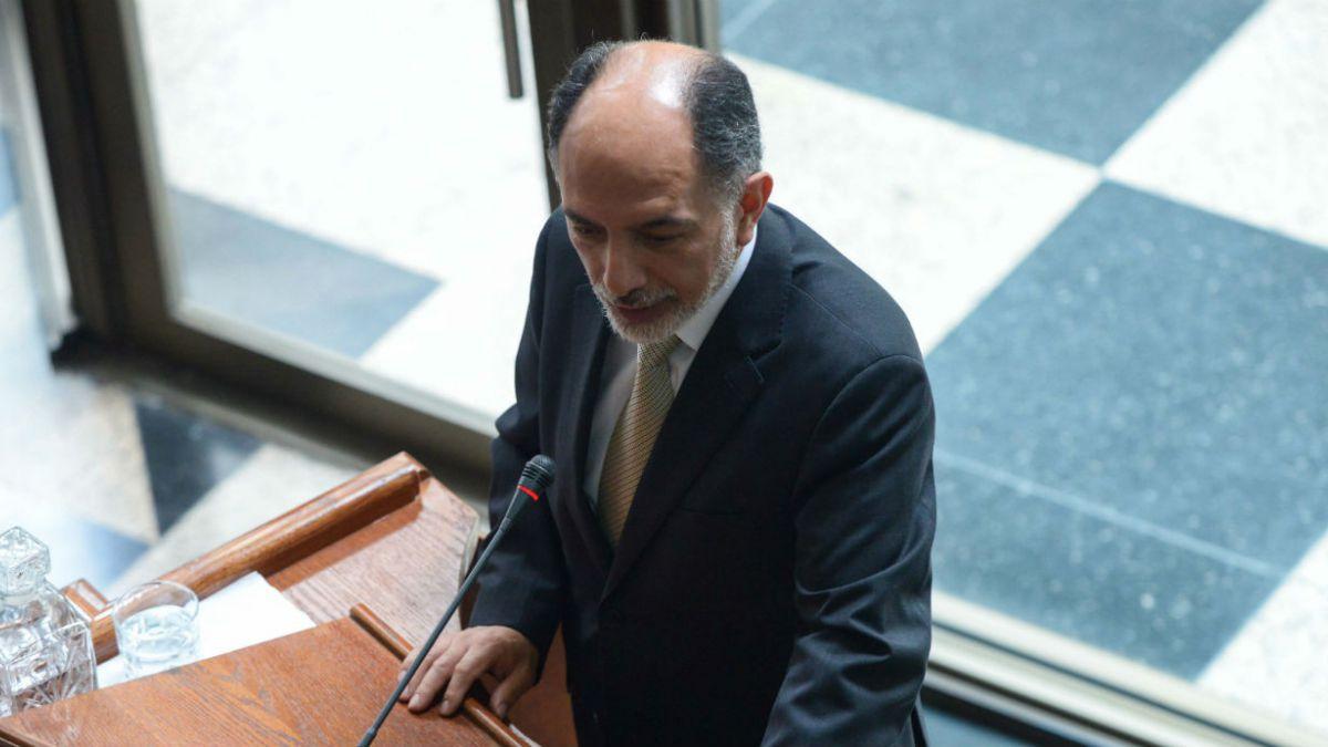 Presidente de Corte Suprema propone mecanismos para sancionar a autoridades