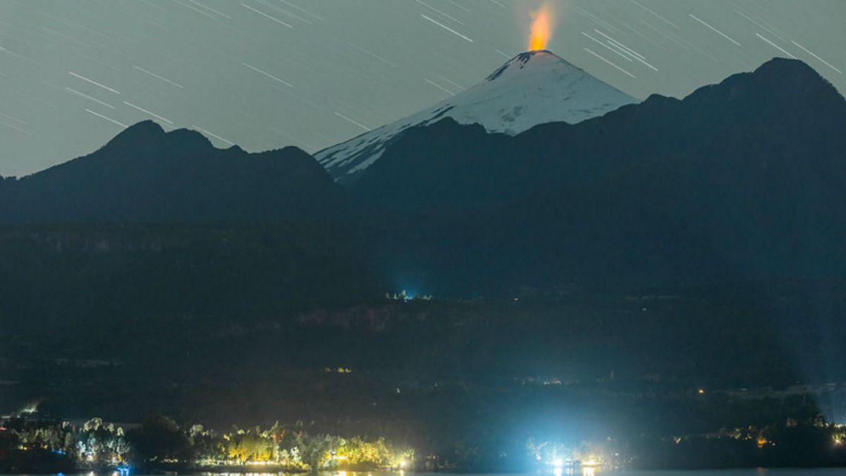 Onemi por volcán Villarrica: No hay amenaza para que se tenga que evacuar