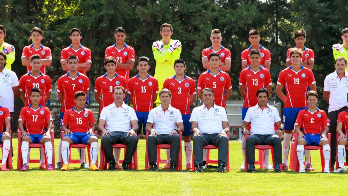 La Sub 17 ya está en Paraguay para el desafio sudamericano