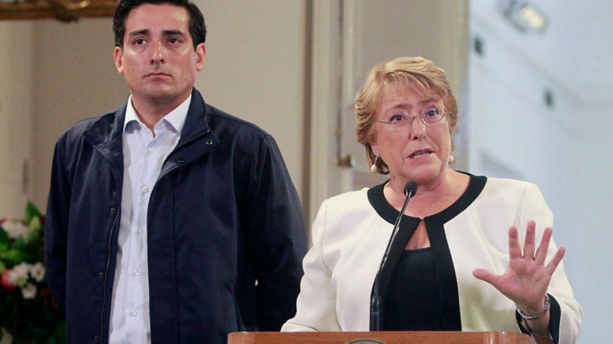 Cronología de la reacción de La Moneda ante la emergencia del Villarrica