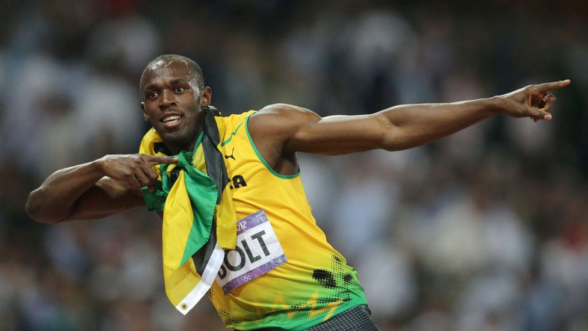 Usain Bolt responde a críticas tras perder carrera