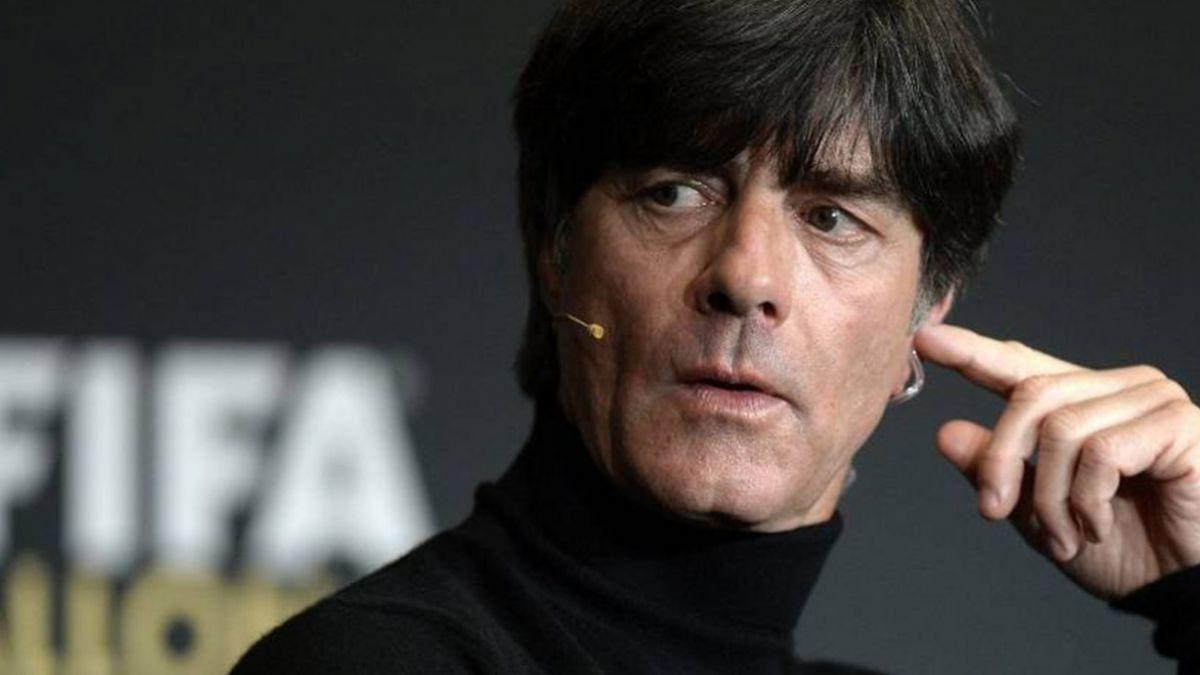 Medio asegura que Löw no renunciará a la selección alemana
