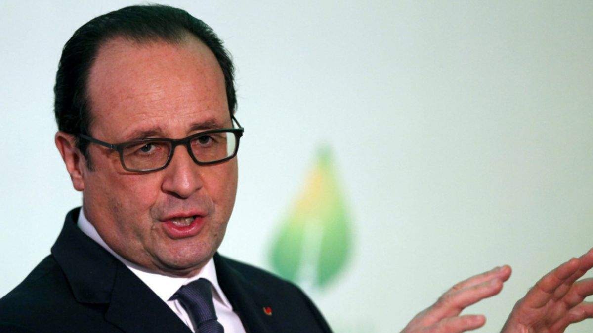 Presidente de Francia anuncia visita a Cuba en mayo