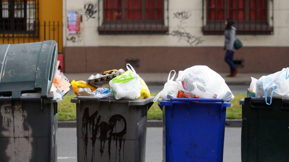 Santiago regularizará esta noche el servicio de aseo municipal