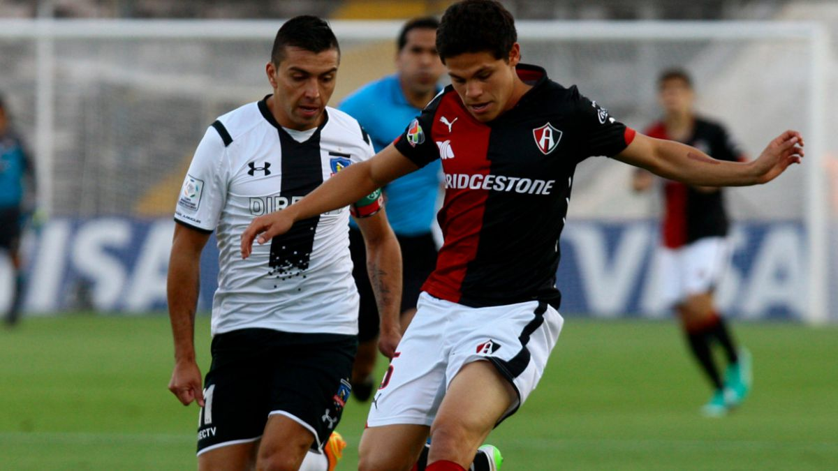 MINUTO A MINUTO: Sigue el partido de Colo Colo vs Atlas por Copa Libertadores