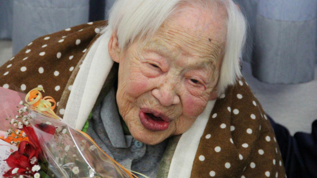 La mujer más anciana del mundo cumple 117 años