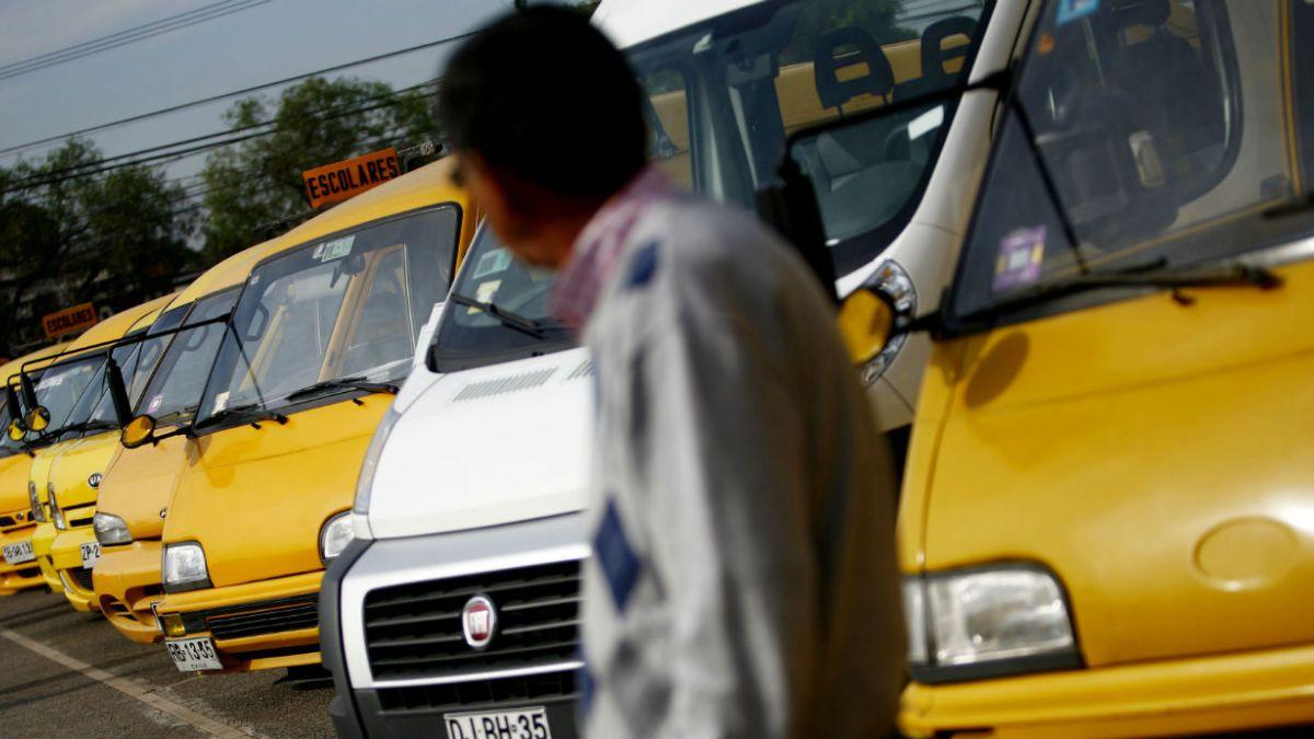 Tarifa del transporte escolar subirá 5% por retraso ocasionado por problemas viales