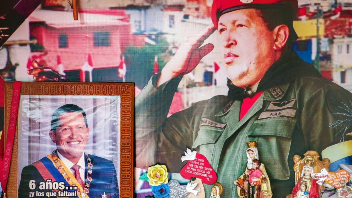 Se conmemoran dos años de la muerte de Hugo Chávez