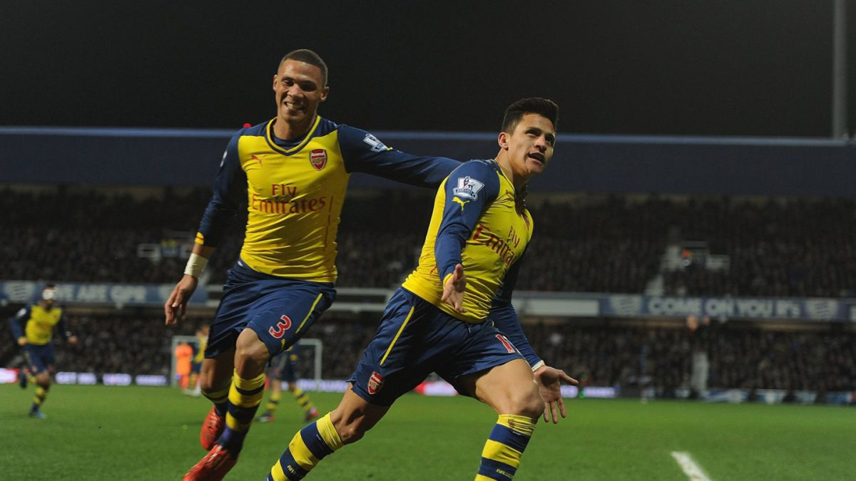Fin al mito de prensa inglesa: Alexis puede jugar con Ozil
