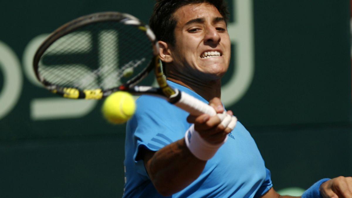 Copa Davis: Estos son los duelos entre Chile y Perú