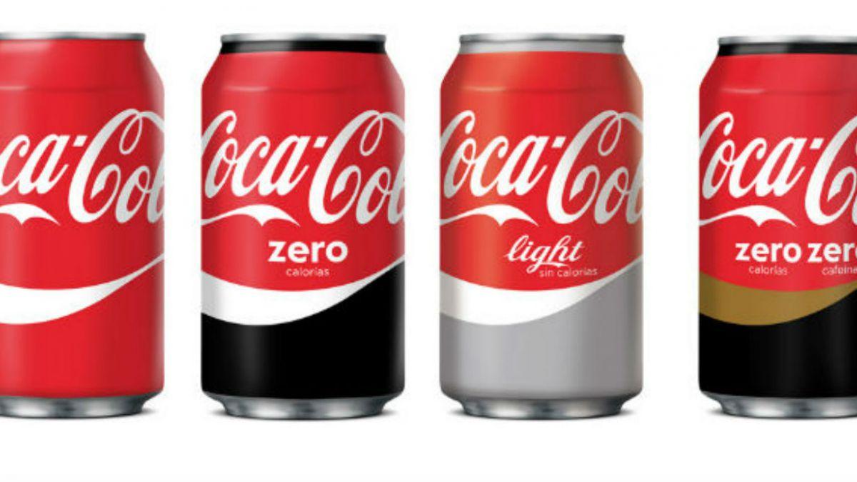Chile sería el primer país de Sudamérica en que Coca-Cola cambiará su imagen