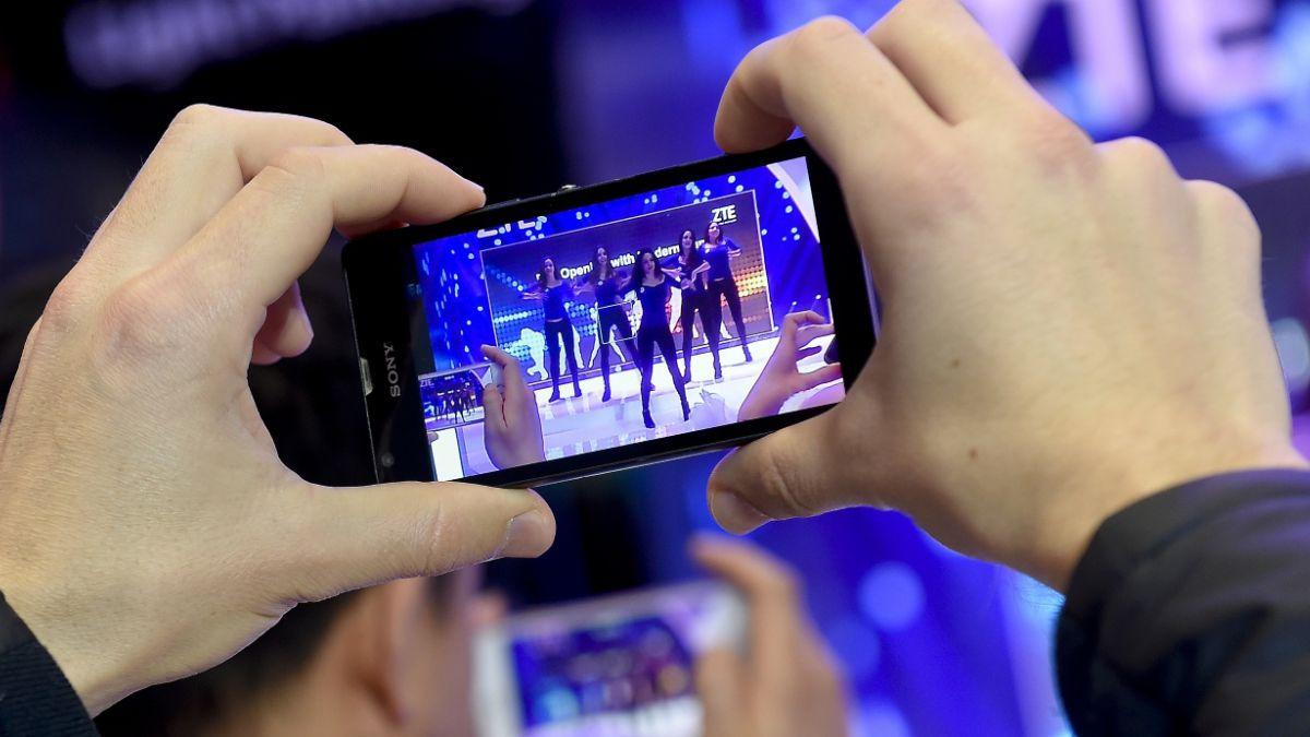 Las seis tendencias móviles que se vieron en el Mobile World Congress