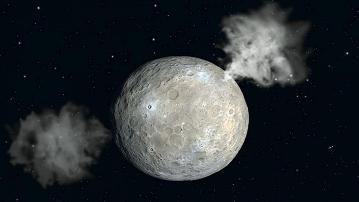 Sonda espacial llega hasta el planeta enano Ceres