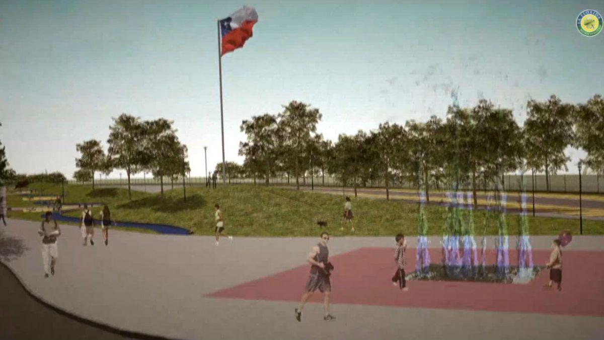 En abril inaugurarán nuevo parque de 18 mil m² en La Florida