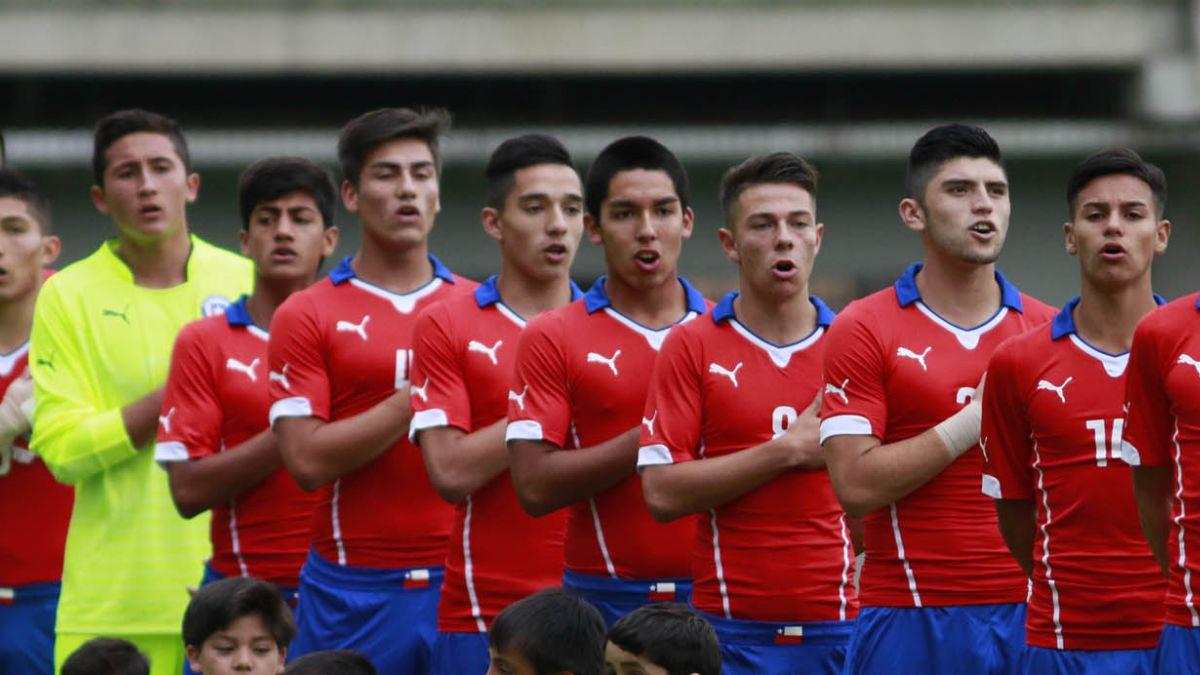 DT de Chile Sub 17 no da ventajas de cara al debut en el Sudamericano