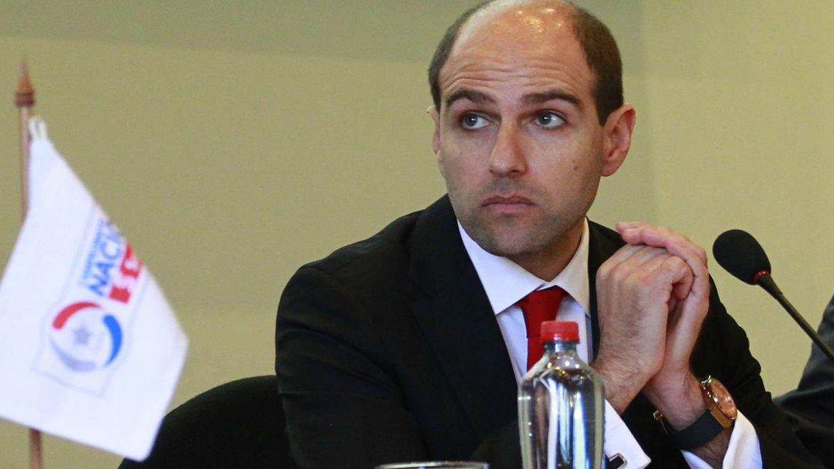 Confirman que Sergio Jadue votará por Alí Bin Al Hussein en elecciones de la FIFA