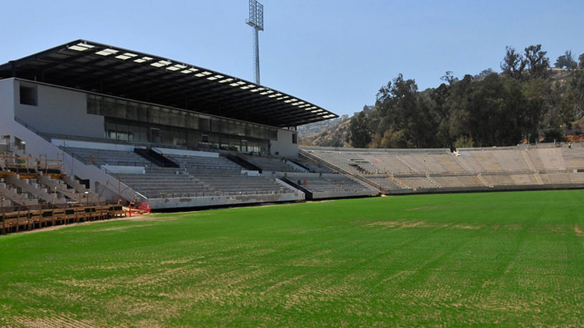 Confirmado: Estadio Sausalito estará listo para la Copa América
