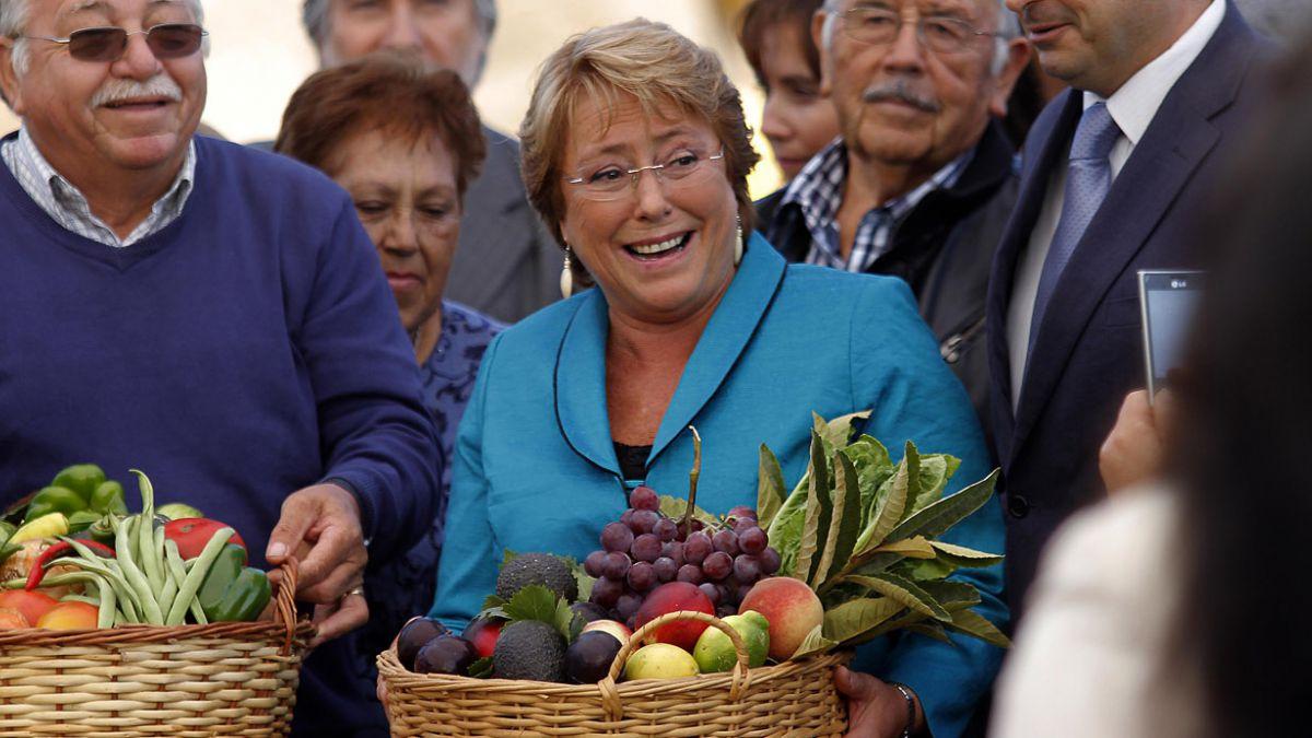Así fue el primer año de Bachelet en la opinión pública