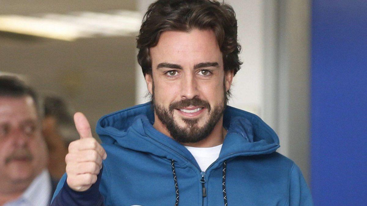 Fernando Alonso despertó creyendo que estaba en 1995 tras el accidente de Montmeló