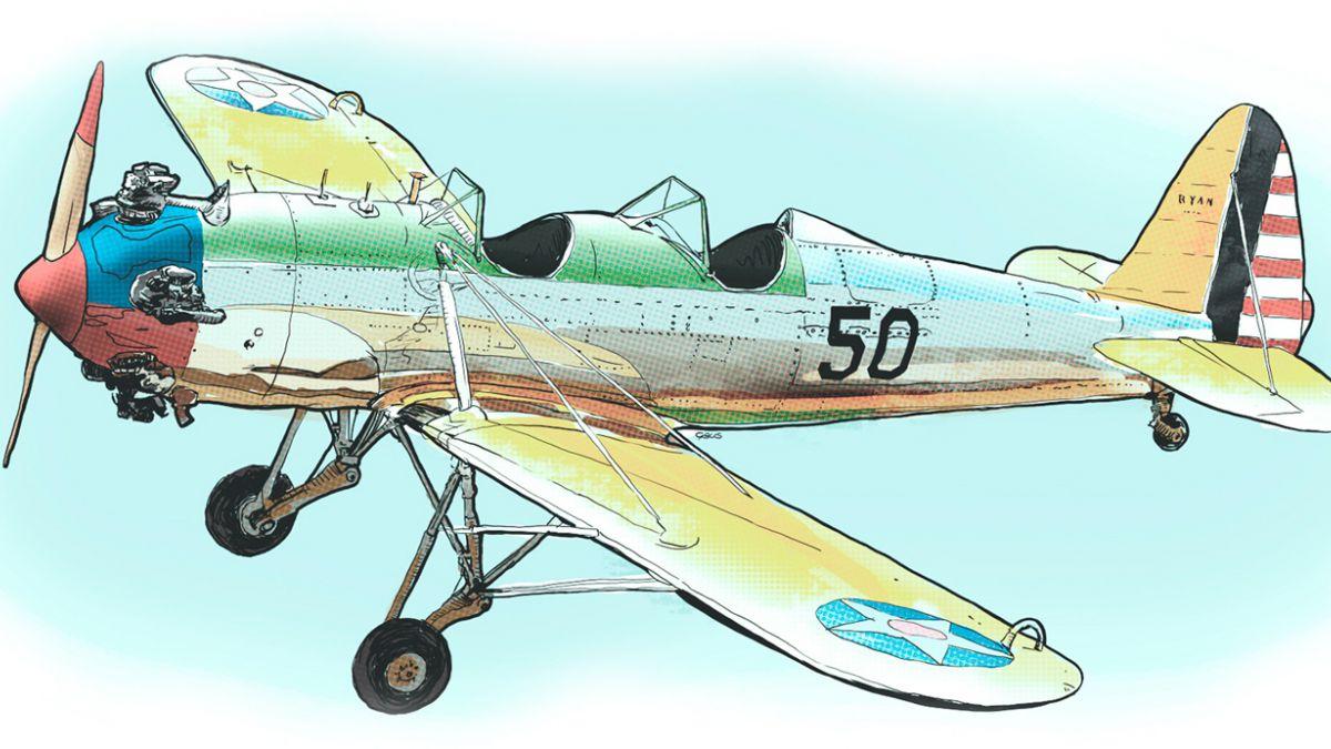 [INFOGRAFÍA] Así es el avión de la II Guerra Mundial que estrelló Harrison Ford