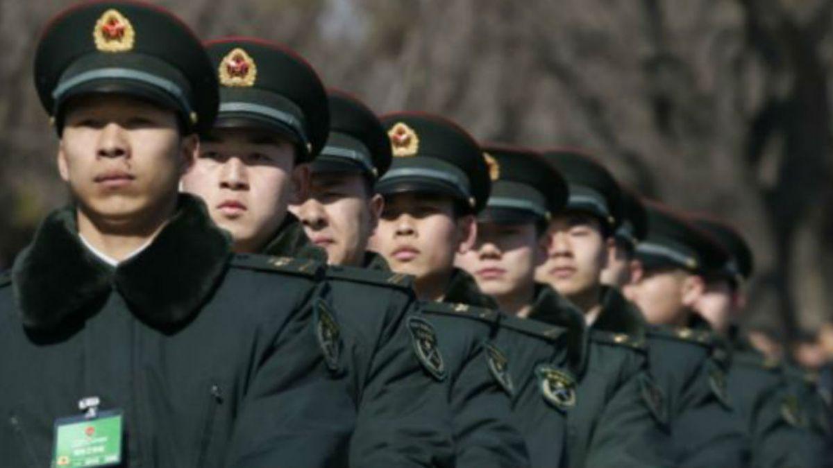 China: la gran purga del ejército más numeroso del mundo